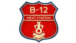 B12 לוגו