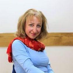 אנה רזניקובה מורה לאנגלית לוגו