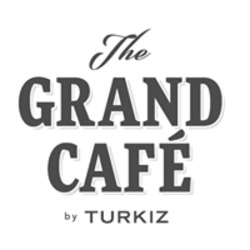 גרנד קפה טורקיז לוגו