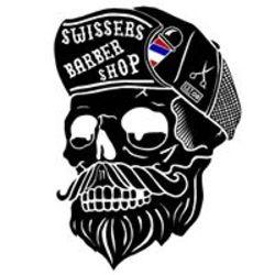 Swissers BarberShop לוגו