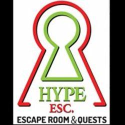 Hype Esc לוגו