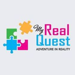 My Real Quest לוגו