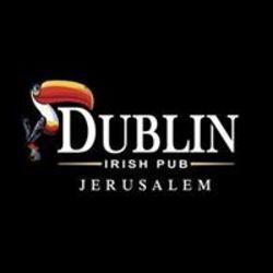 דבלין ירושלים לוגו