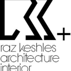 רז קשלס עיצוב פנים לוגו