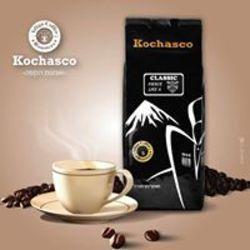קוצ'אסקו אומנות הקפה לוגו