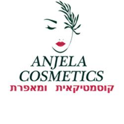 Anjela Cosmetics לוגו