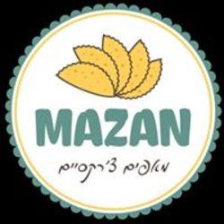 מאזאן מאפים לוגו