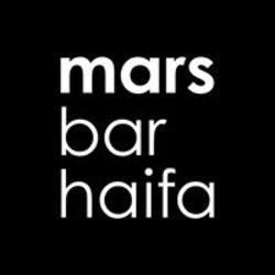 Mars bar haifa לוגו