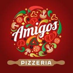 אמיגוס פיצריות לוגו