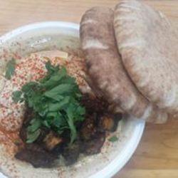 Hummus Eliyahoo Logo