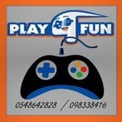 Play4fun לוגו