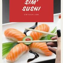 Sim'Sushi לוגו