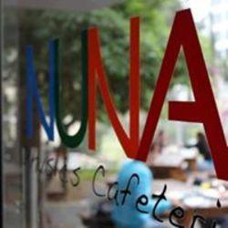 Caffe Nuna לוגו