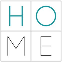HOME עיצוב פנים לוגו