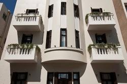 מלון בוטיק טאונהאוס תל אביב לוגו