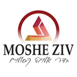 ארנ משה זיו בעמ לוגו