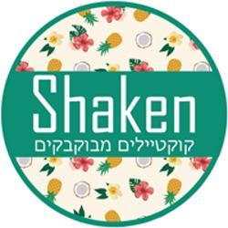 Shaken קוקטיילים מבוקבקים לאירועים