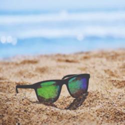 חוף דלילה לוגו