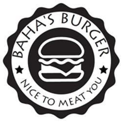 Baha's Burger לוגו