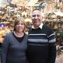 מנורות יצחק ויפה שמואלי לוגו