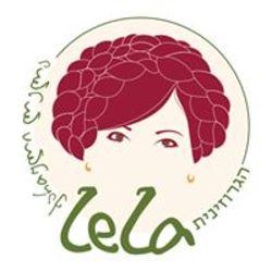 ללה Lela לוגו