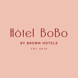 Hotel BoBo a member of Brown Hotels לוגו