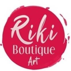riki art boutique לוגו
