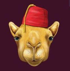 The Tipsy Camel לוגו