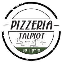 Pizzeria Talpiot לוגו