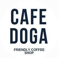 Cafe DogA לוגו