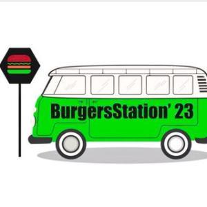 בורגר סטיישן 23 לוגו