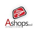 Ashops לוגו