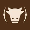 הפרה לוגו