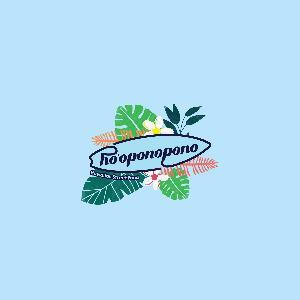 Ho'opono pono לוגו