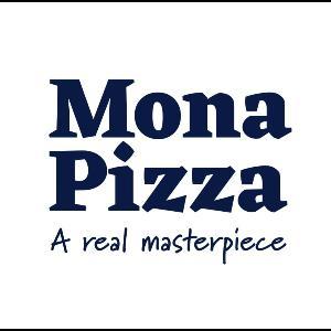 Monapizza לוגו