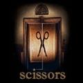 scissors לוגו
