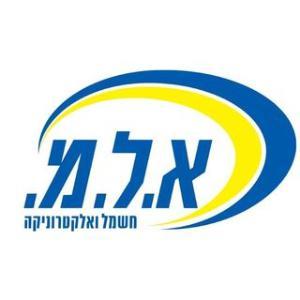 א.ל.מ. לוגו