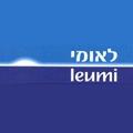 לאומי עסקים ראשון לוגו
