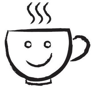 קפה שלוה לוגו