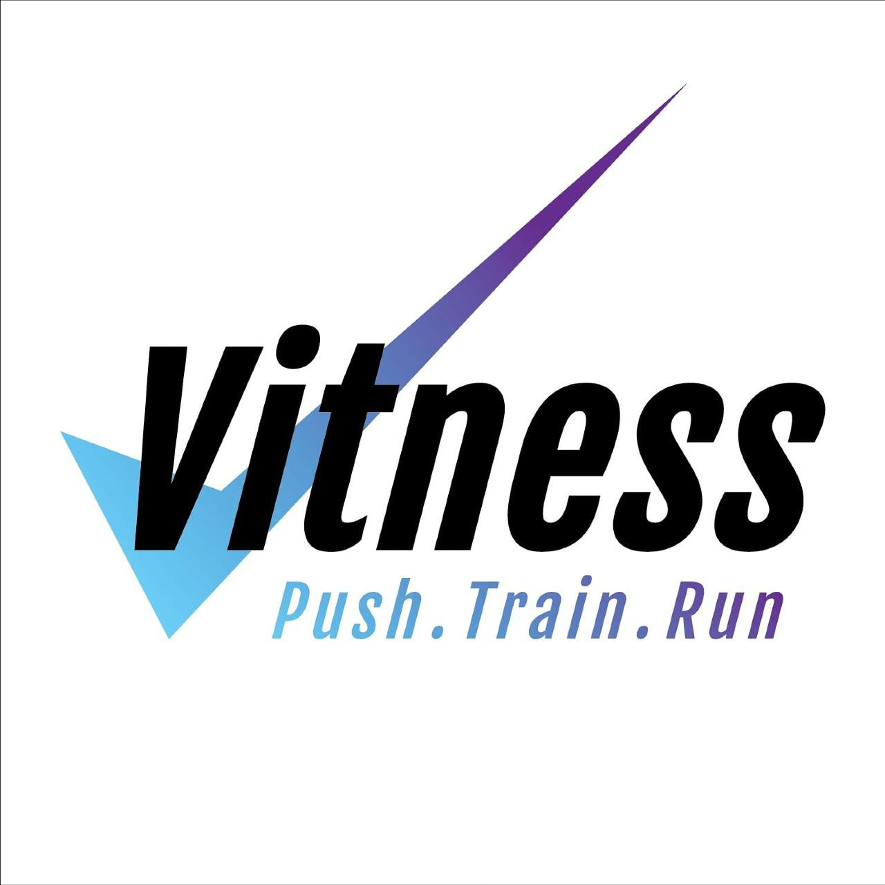 Vitness לוגו
