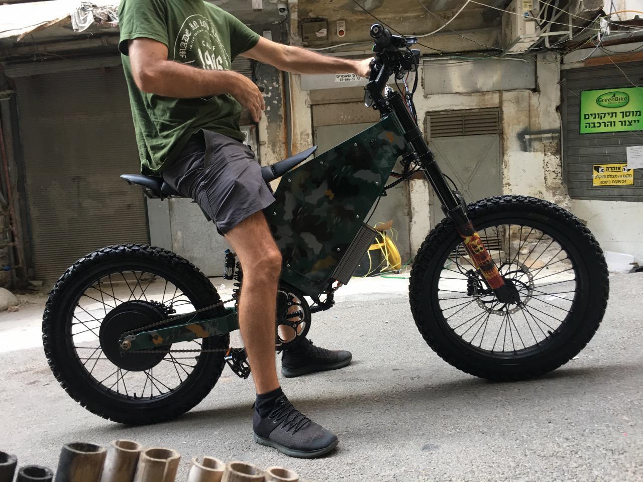 תמונות Pimp my bike