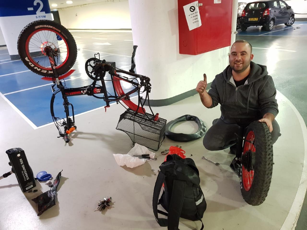 תמונות Ran bike