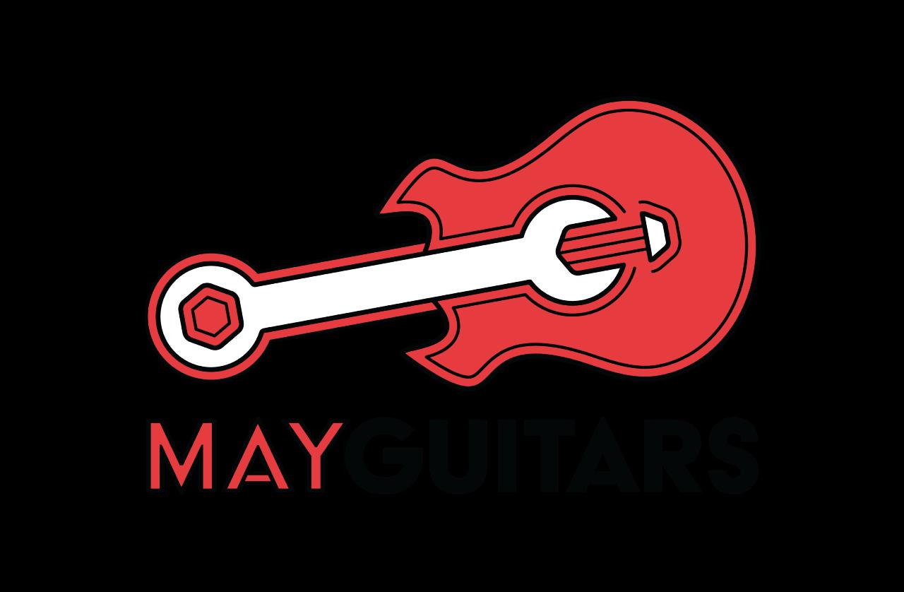 MayGuitars לוגו