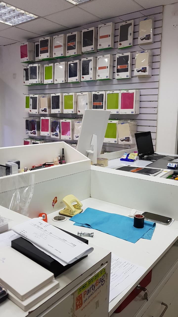 תמונות המעבדה המרכזית טאס ישראל
