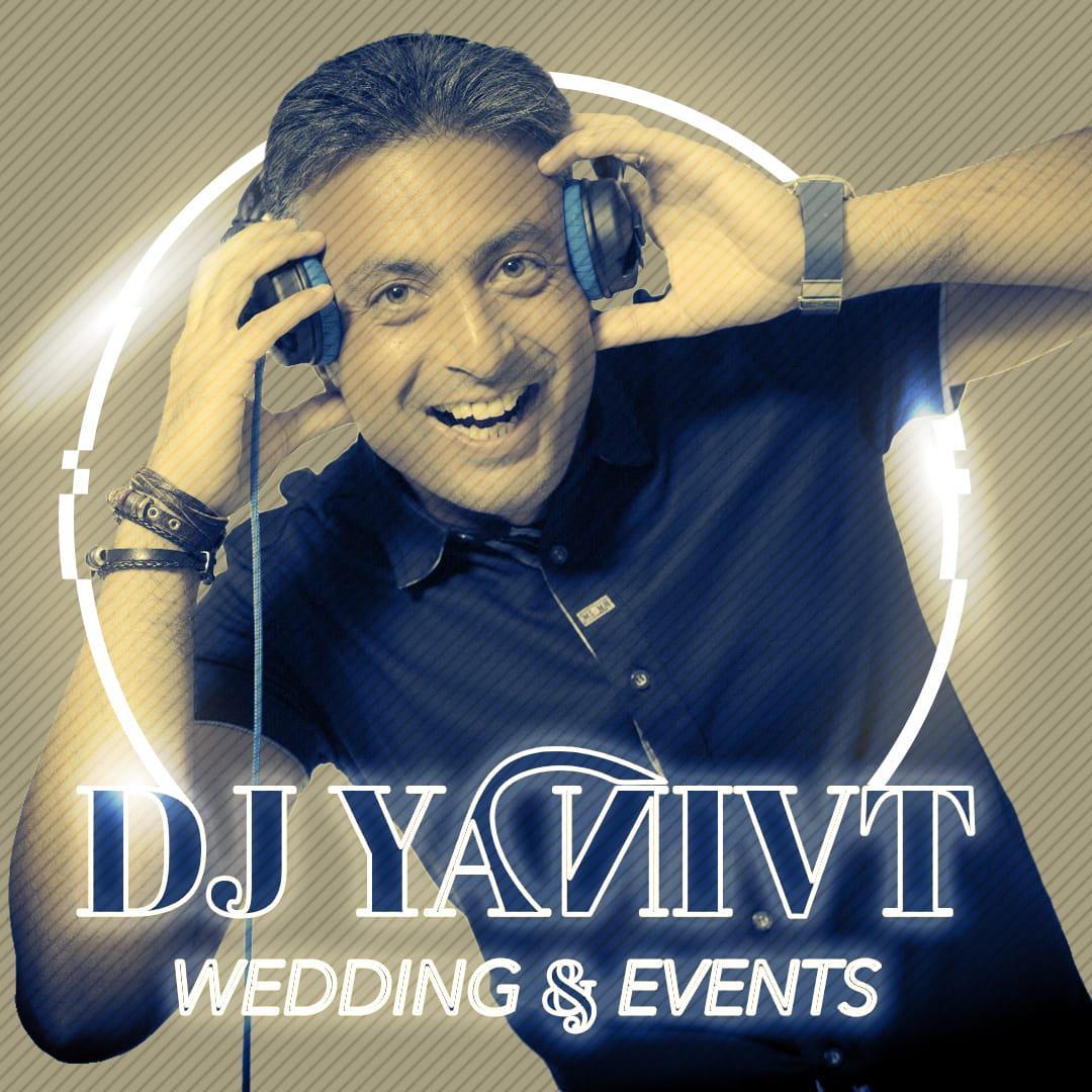 DJ YANIV T לוגו