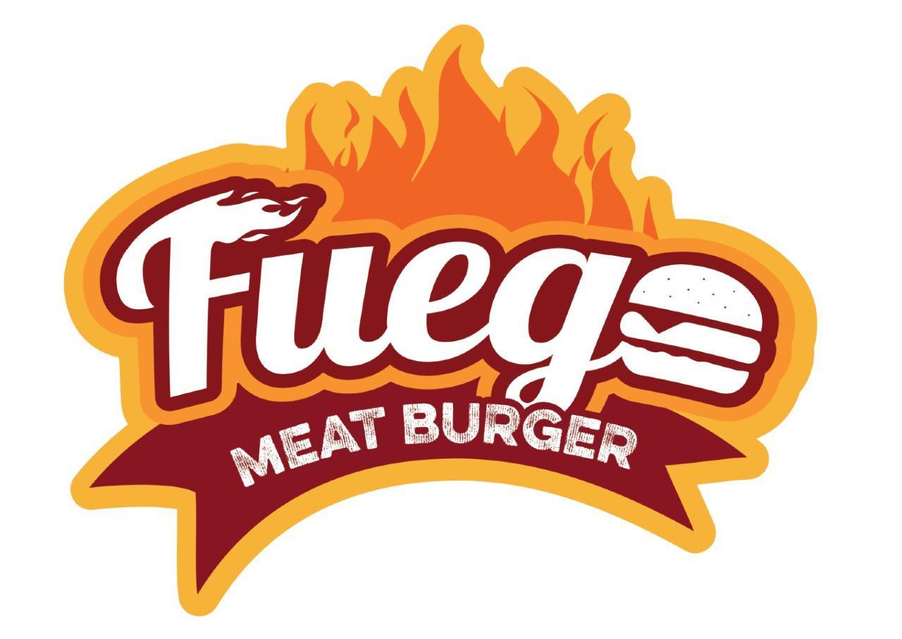 פואגו בורגר fuego לוגו