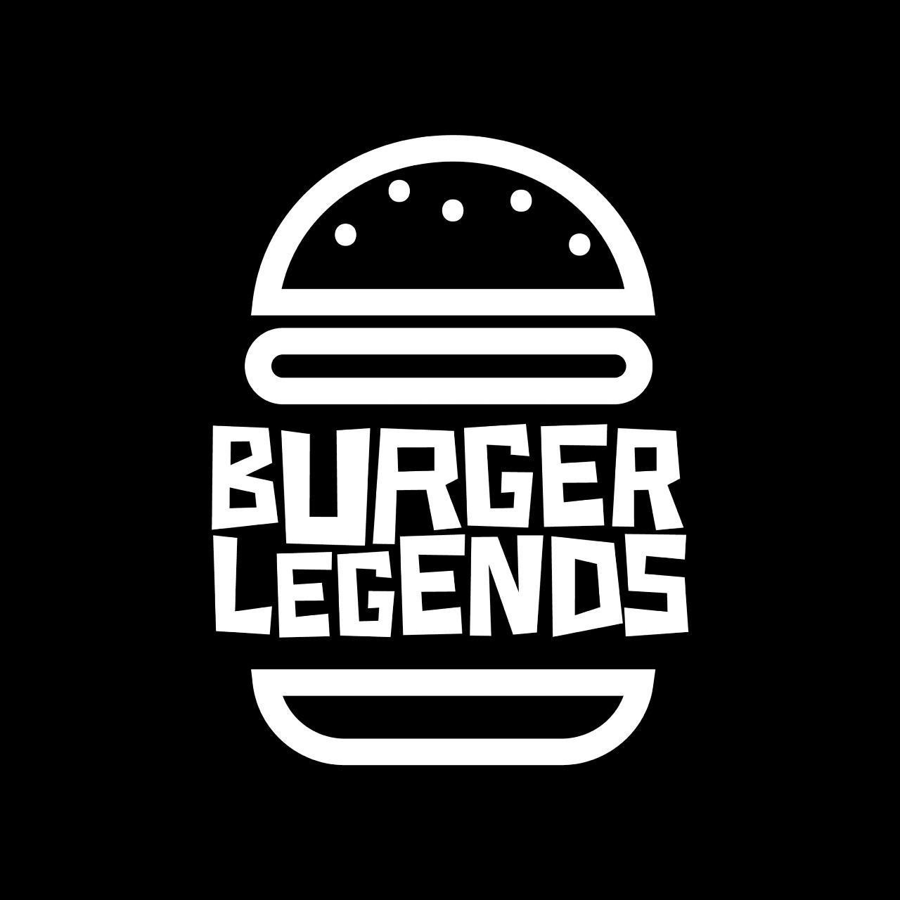 Burger legends לוגו