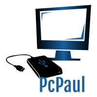 PcPaul לוגו