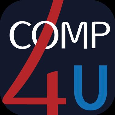 קומפ פור יו פתרונות מחשוב לוגו