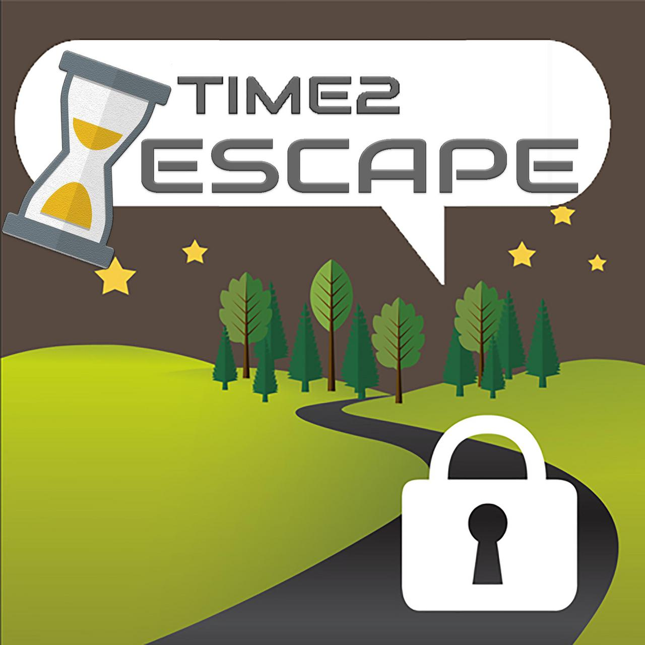 Time2Escape לוגו